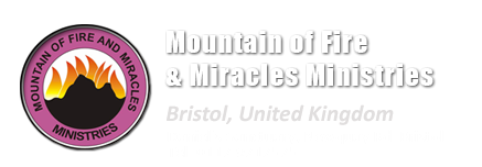 Mountain of Fire and Miracles Ministries Bristol Logo